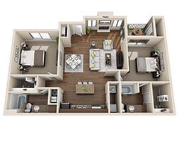 Andover Woods Carlton Floor Plan